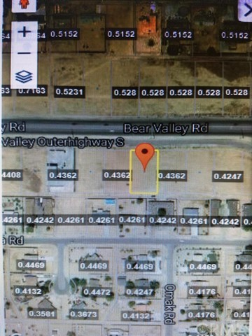 0 Outer Bear Valley Road Apple Valley CA 92307