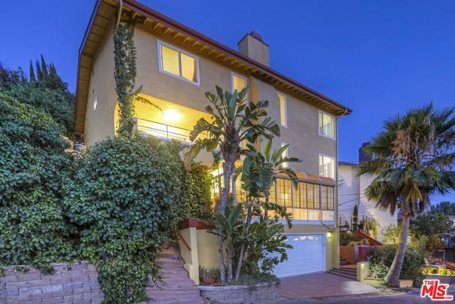 3814 CAZADOR Los Angeles CA 90065