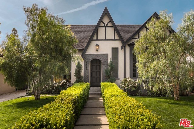 Single Family Home for Sale at 6414 Moore Drive Los Angeles, California 90048 United States