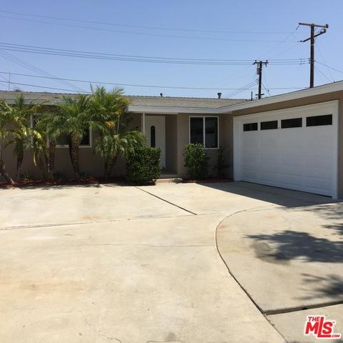 Single Family Home for Sale at 7385 Thunderbird Lane Stanton, California 90680 United States
