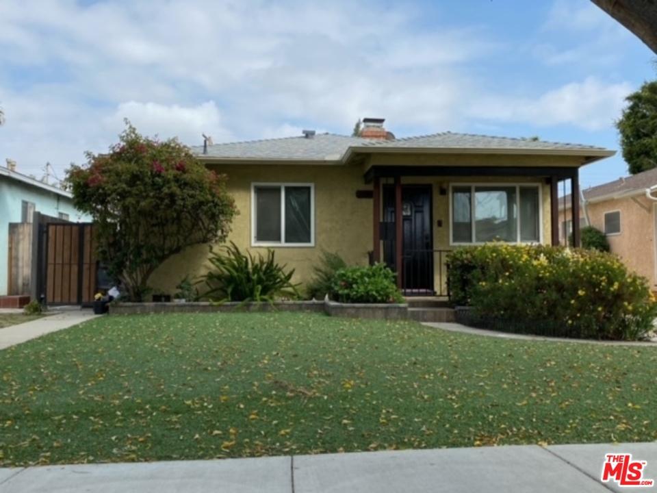 11018 ALETTA Avenue #  Culver City CA 90232