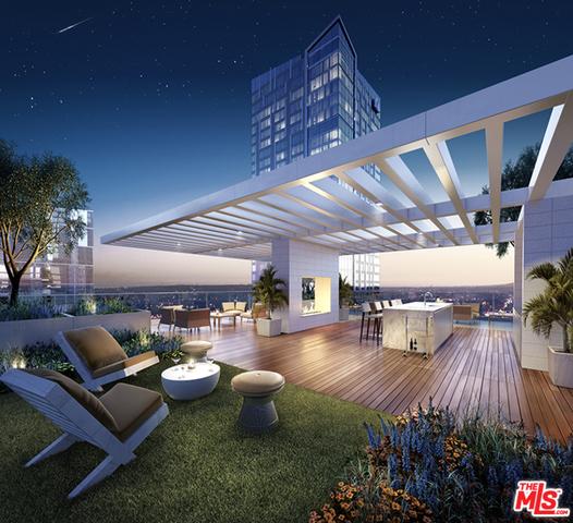 Condominium for Sale at 877 Francisco Street Los Angeles, California 90017 United States