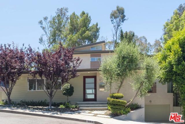 541 CASHMERE Terrace Los Angeles, CA  90049