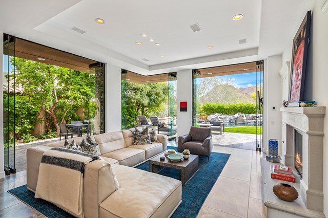 Photo of home for sale at 49504 Desert Barranca Trail, Indian Wells CA