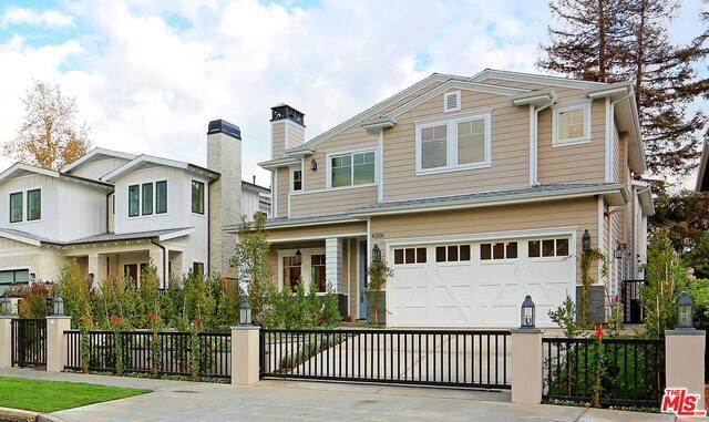 Single Family Home for Sale at 4306 Forman Avenue Toluca Lake, California 91602 United States