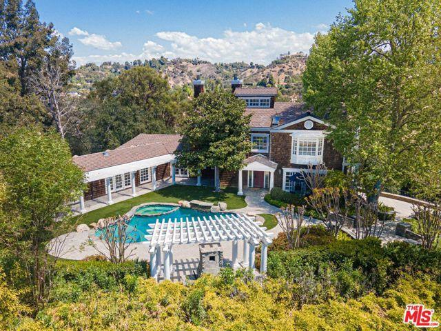9555 Oak Pass Road  Beverly Hills CA 90210