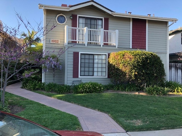 Photo of home for sale at 1932 MISSOURI STREET, UNIT 4, Pacific Beach CA