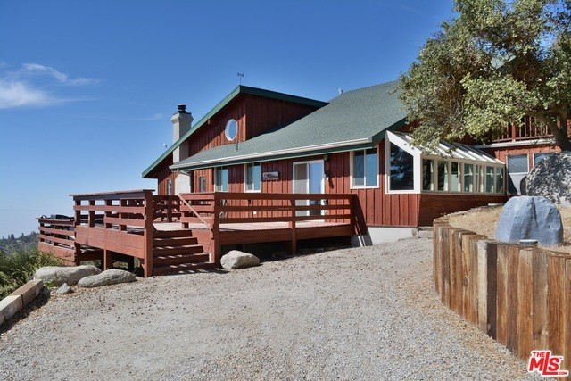 Single Family Home for Sale at 25231 Paramount Drive Tehachapi, California 93561 United States