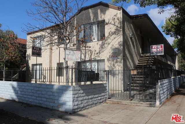 Single Family for Sale at 14603 Gilmore Street Van Nuys, California 91411 United States