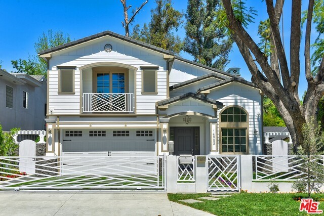 Single Family Home for Sale at 14953 Sutton Street Sherman Oaks, California 91403 United States