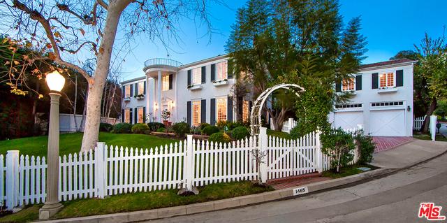 1465 LINDACREST DRIVE, BEVERLY HILLS, CA 90210