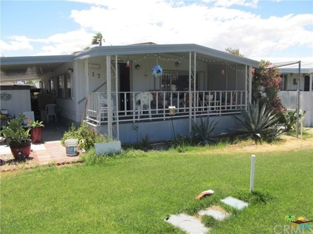 Photo of home for sale at 15500 Bubbling Wells Road, Desert Hot Springs CA