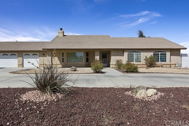 14720 Hopi Road Apple Valley CA 92307