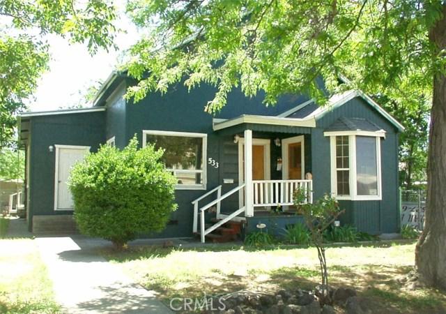 533 Oak Street, Red Bluff, CA 96080