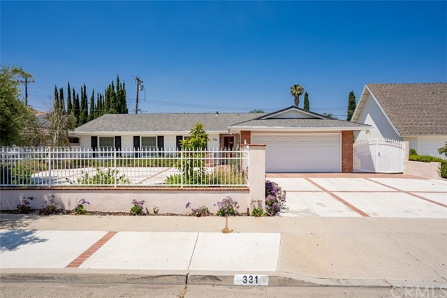 331 Fairway Lane, Placentia, CA 92870