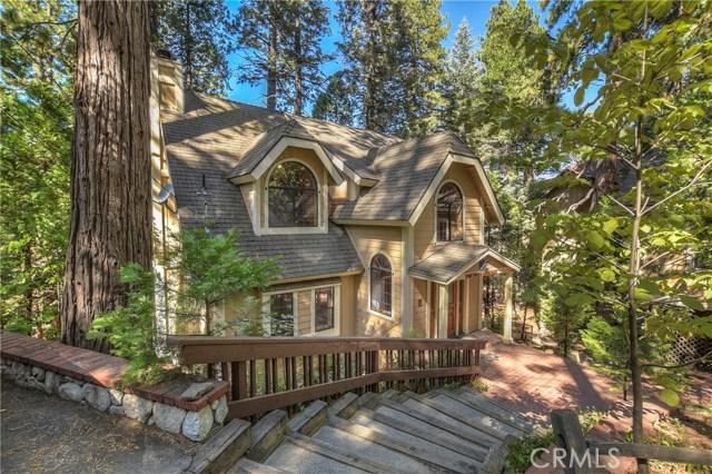 145 Rocky Point Road, Lake Arrowhead, CA 92352