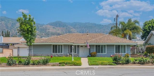 845 E Virginia Avenue, Glendora, CA 91741