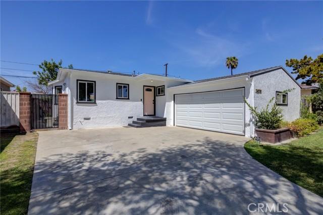 16019 Ardath, Gardena, Los Angeles, California, United States 90249, 3 Bedrooms Bedrooms, ,2 BathroomsBathrooms,Single family residence,For Sale,Ardath,SB21071063
