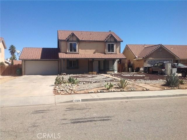 1729 Gable View Street, Palmdale, CA 93550