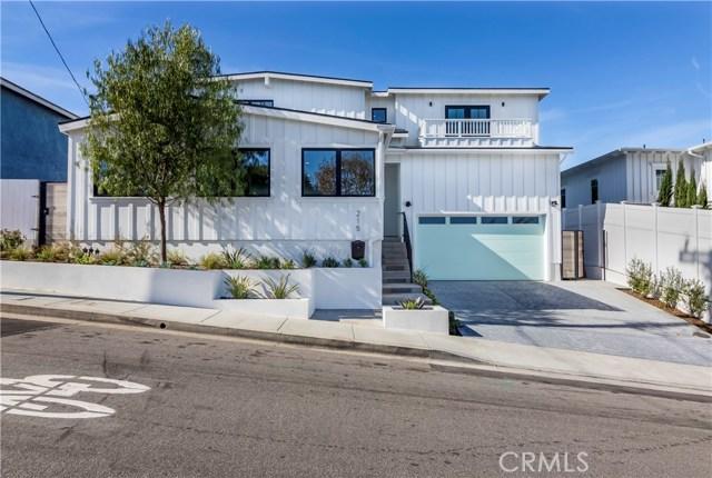 215 Peck Avenue, Manhattan Beach, California 90266, 4 Bedrooms Bedrooms, ,3 BathroomsBathrooms,For Sale,Peck,SB19219211