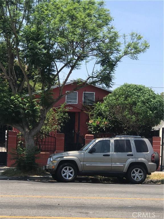 5549 Holmes Avenue, Los Angeles, CA 90058