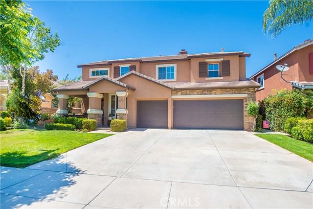 4275  Havenridge Drive, Corona, California