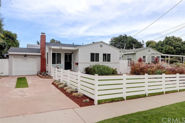 418 Meadows Avenue, Manhattan Beach, California 90266, 3 Bedrooms Bedrooms, ,2 BathroomsBathrooms,For Sale,Meadows,SB20150210