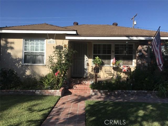4519 Dunrobin Avenue, Lakewood, CA 90713