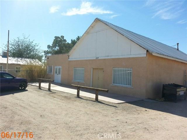 537 Yermo Road, Outside Area (Inside Ca), CA 92398