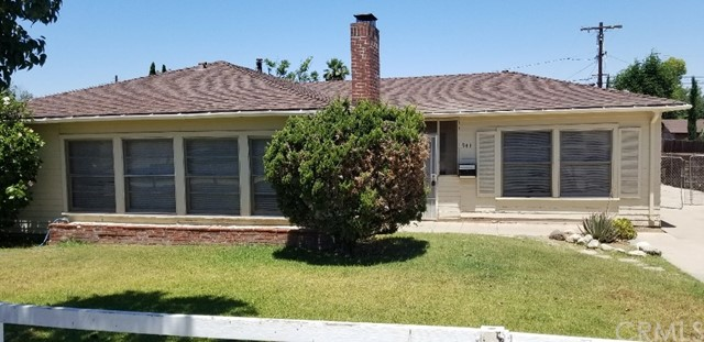 One of Single Story Corona Homes for Sale at 941 W 10th Street