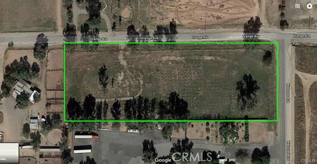 0 Orange Ave, Perris, CA 92570