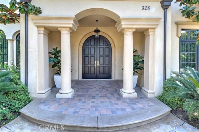 地址: 328 Palm Drive, Arcadia, CA 91007