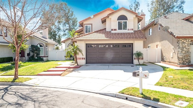 11807 Mount Everett Court, Rancho Cucamonga, CA 91737