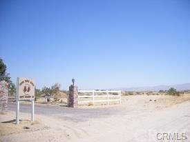 0 FREMONT Road, Newberry Springs, CA 92365