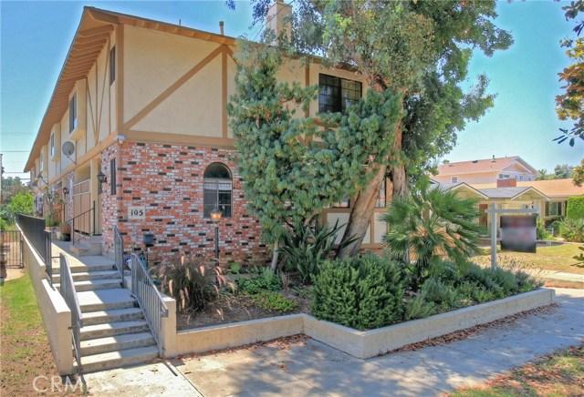 105 N El Molino Street E, Alhambra, CA 91801