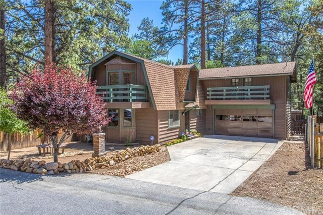 337 Moreno Lane, Big Bear, CA 92386