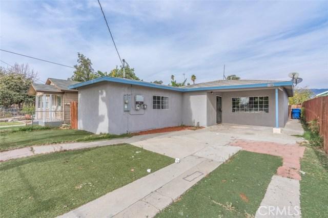 1188 Vine Street, San Bernardino, CA 92411