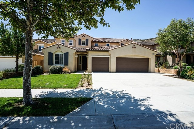 One of New Listing Corona Homes for Sale at 7525  Sanctuary Drive