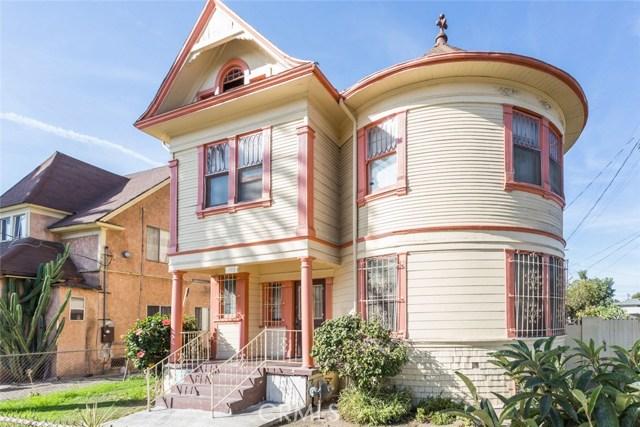 1703 Toberman St, Los Angeles, CA 90015