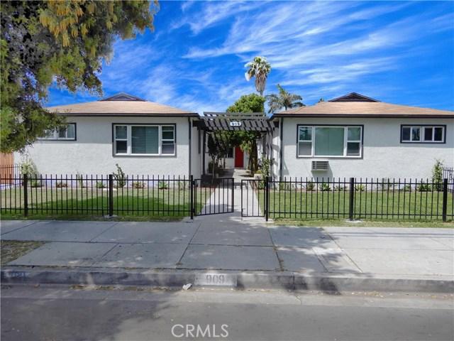 909 S Lemon Street, Anaheim, CA 92805