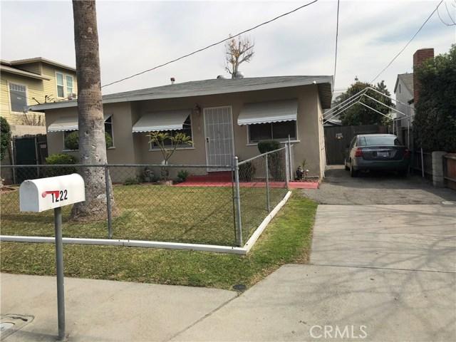 1222 Sherman Avenue, Monrovia, CA 91016