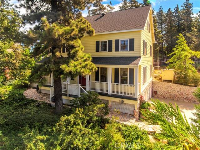 135 Pine Ridge Road, Crestline, CA 92325