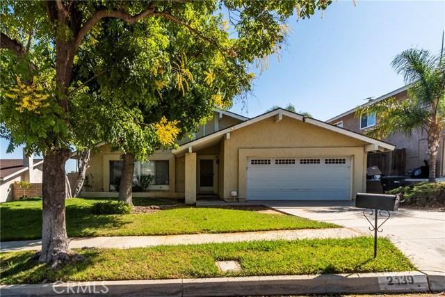2139 Applegate Drive, Corona, CA 92882
