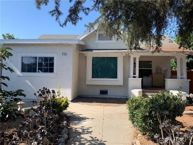 751 W Monterey Avenue, Pomona, CA 91768
