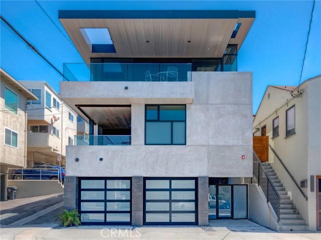 1408 Manhattan Avenue, Manhattan Beach, California 90266, 3 Bedrooms Bedrooms, ,4 BathroomsBathrooms,For Rent,Manhattan,SB20130985