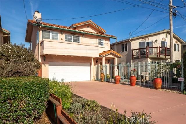 321  Nassau Street, Morro Bay, California