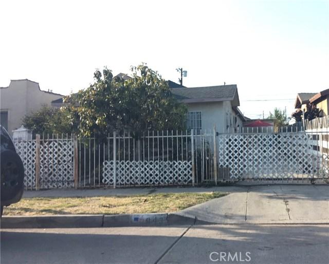 843 E 98th Street, Los Angeles, CA 90002