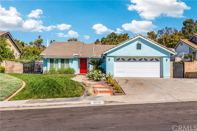 19015  Lynridge Drive, Walnut in Los Angeles County, CA 91789 Home for Sale