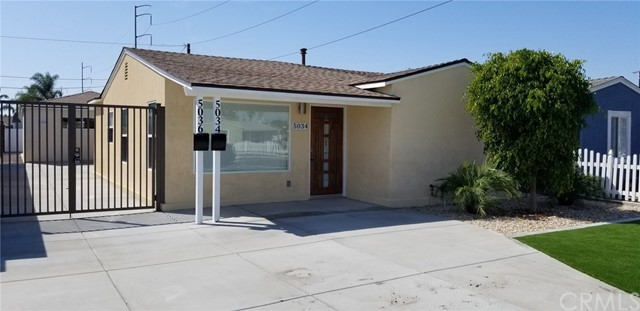 5034 132nd Street, Hawthorne, California 90250, 3 Bedrooms Bedrooms, ,2 BathroomsBathrooms,Single family residence,For Sale,132nd,DW20010110