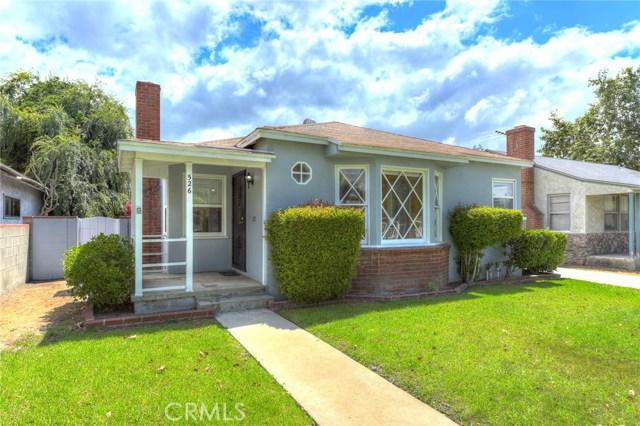 526 N Naomi Street, Burbank, CA 91505
